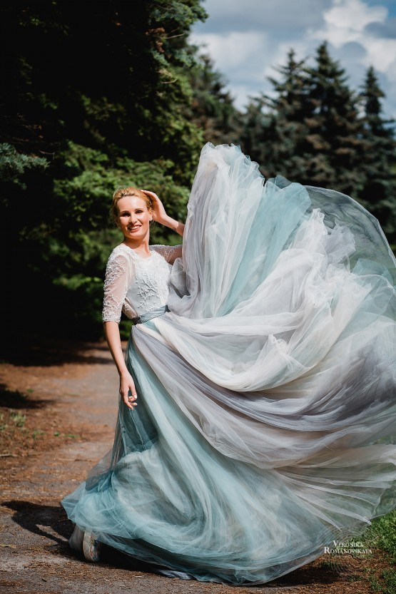 Современный свадебный стиль, современная свадебная фотосъемка в саду, модные фотосессии в ботаническом саду Киев, Современная свадебная фотография Киев